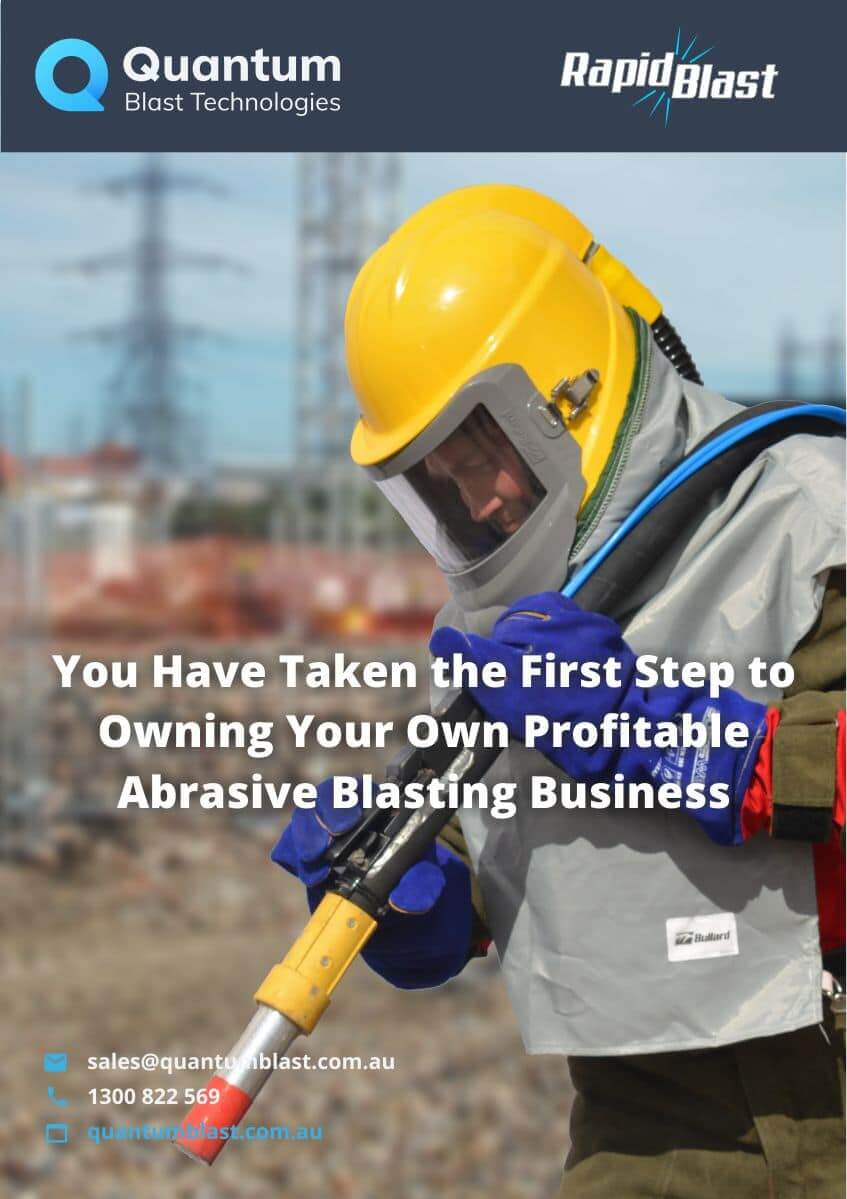 ebook start your own blasting business